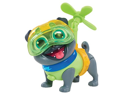 Puppy Dog Pals Light Up Pals Bingo mit Helikopter