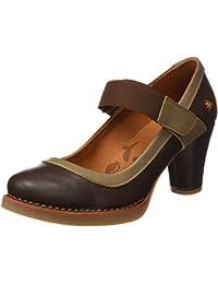 ART 1071 Star St.Tropez, Zapatos de Tacón con Punta Cerrada para Mujer