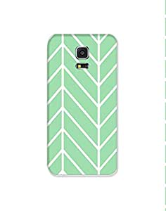Samsung Galaxy S5 Mini nkt03 (271) Mobile Case by Leader