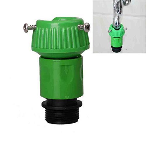 JIXIAO Filter-Hausgarten-Hahn-schneller Verbindungsstück-Adapter (Grün) (Farbe : Green) Hahn-chip