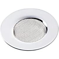 ZGJ Affe Sink Filter Stainless Steel Bathroom Kitchen Basin Sewer Strainer Net Hair Trap Catcher