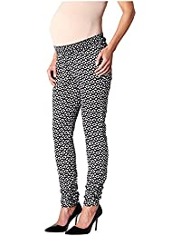 Noppies Damen Umstandshose Pants Loose Maren Aop