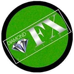 Diamond FX esencial cara de rellenado de pintura - verde claro (10 g)