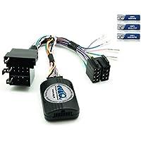 JVC CAN-BUS Lenkrad Fernbedienung Adapter Fiat 500 / Doblo / Ducato / Idea / Punto
