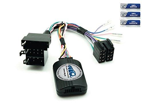 ACV electronic interface de commande au volant cAN-bus pour fIAT punto/500 modèles à partir de 2006 pour sONYAutoradios