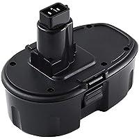 Eagglew 18V 3.0Ah NI-MH Taladro Reemplazo Batería para Dewalt DC9096 DE9095 DE9039 DE9096 DE9098 DE9503 DW9095 DW9096 DW9098