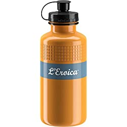 Elite Botella Eroica Vintage Sand 500 ml (bidones)/Water Bottle Eroica Vintage Sand 500 ml bottles ()
