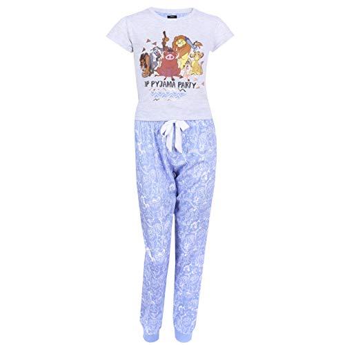 Graublauer Pyjama König der Löwen Disney - M