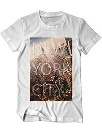New York City - Fun - T-Shirt Herren