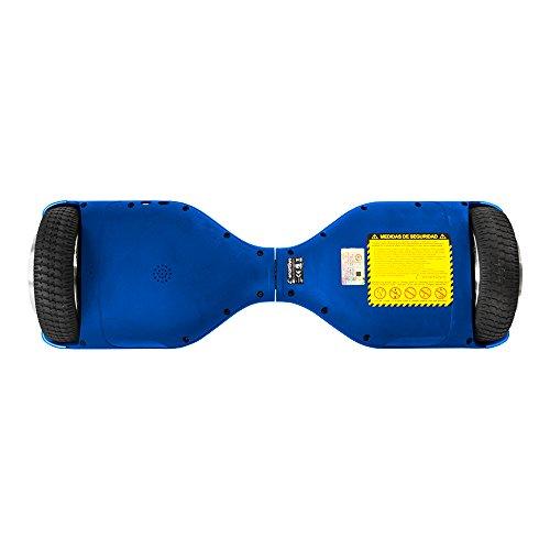 SmartGyroX2 hoverboard 2 x 350W con batería Samsung color azul