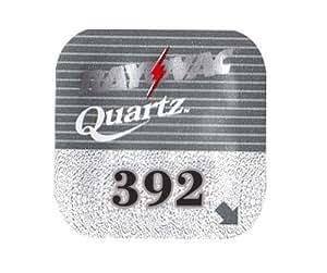 GP Boîte de 10piles auditives Rayovac ray392q 1pile bouton à oxyde d'argent pour montre en vrac