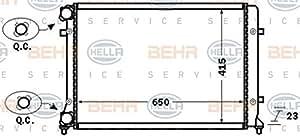 HELLA ventilateur de refroidissement du moteur, 8MK 774–011 376