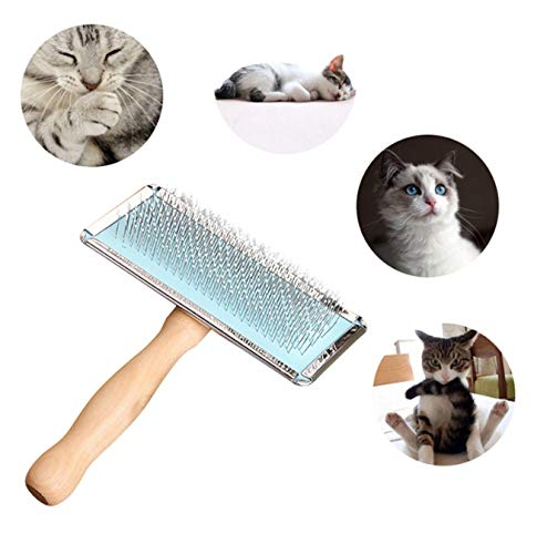 Liumenglin Peine depilación Perros Desenredante Gatos