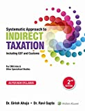 #2: Systematic Approach to Indirect Taxation: Including GST and Customs for CMA Intermediate