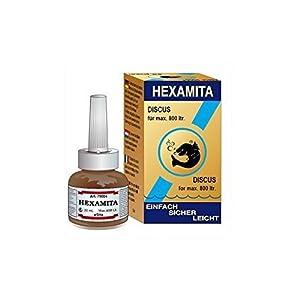 ESHA hexamita Diskus 20ml für 800 Liter Lochkrankheit Schimmelbildung...