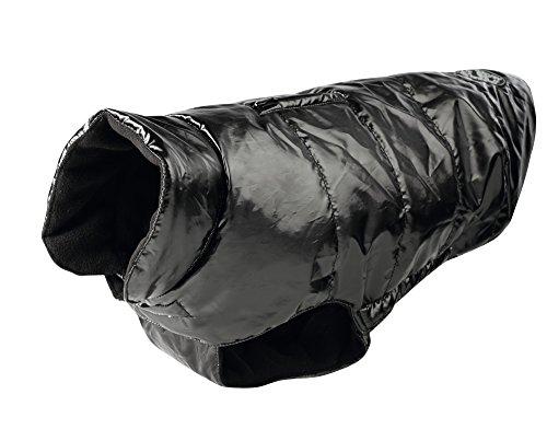 Hunter Tampere Manteau pour Chien, 40cm, Noir