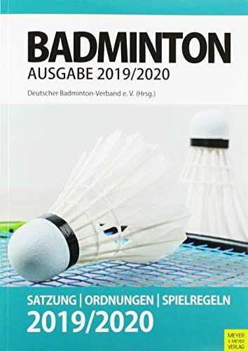 Badminton - Satzung, Ordnung, Spielregeln 2019/2020