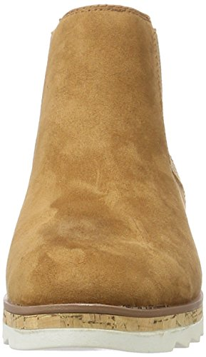 Marco Tozzi 25401, Bottes Classiques Femme Marron (Cognac Comb 392)