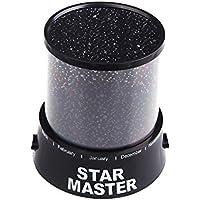Ultra Childrens portato notte luce edizione ultra proiettore stella cielo proiettore Cosmos Star lampada con 3 programmi di illuminotecnica