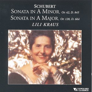 Schubert: Piano Sonatas D.845 & 664 (Schubert Piano Sonata D 845)