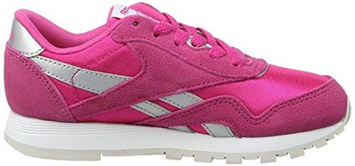 Reebok Mädchen Bd2698 Trail Runnins Sneakers Pink (Rose Rage/wht/silvr)