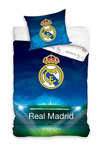 Producto Oficial F.C. Real Madrid - Juego Funda edredón