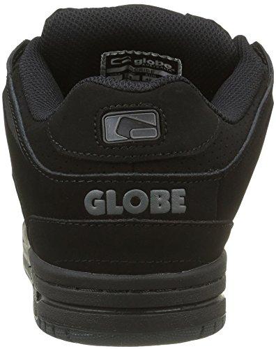 Globe Herren Scribe Skateboardschuhe Noir (20240)