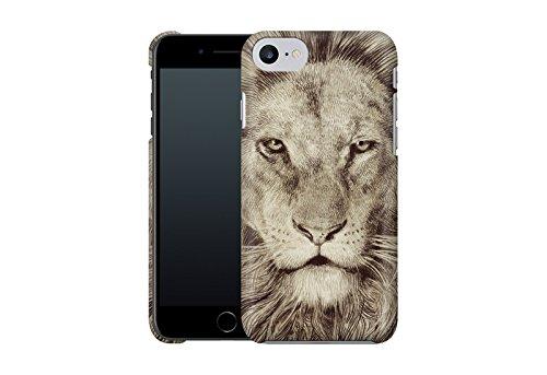 Handyhülle mit Designs für Ihn: iPhone 7 Hülle / aus recyceltem PET / robuste Schutzhülle / Stylisches & umweltfreundliches iPhone 7 Case - Apple iPhone 7 Schutzhülle: Glyzbryks von Spires Leo von Eric Fan