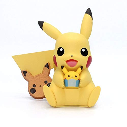 Action Figure Pokemon Pikachu Cake Scene Produkte anzeigen Boxed Handmade Model Decoration