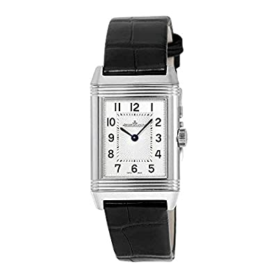 Jaeger LeCoultre Reverso Classic Silver Dial Ladies Watch Q2618430