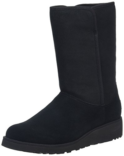 ugg-womens-classic-slim-amie-hi-top-sneakers-black-nero-55-uk-38-eu