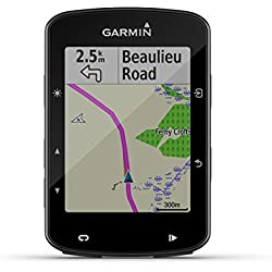 "Garmin Edge 520 Plus 2.3 ""Wireless Bicycle Computer Nero – Computer per bicicletta, 5,84 cm (2.3), 200 x 265 Pixel, 35 x 47 mm, Li-ion, 15 H, -20 – 55 °C"