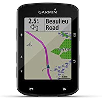 "Garmin Edge 520 Plus Bike Computer GPS con cartografia Cycle Map Europa e connettività smart, Display 2.3 "", Nero"