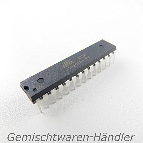 IC ATMEGA8A-PU ATMEGA8 ATMEGA 8 bis 16 MHz 8Kb Speicher Atmel AVR Arduino DIP 28 - Atmega 8