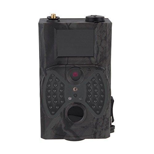 Galleria fotografica kinshops 2.0pollici colorato LCD Display Caccia Trail fotocamera Video Scouting infrare HD 12MP 1080p MMS GPRS PIR sensore di movimento macchina fotografica HC300M