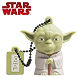 Star Wars Chiavetta USB 16 GB Yoda - Memoria Flash Drive 2.0 Originale Disney, Tribe FD007504