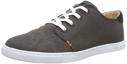 Hub Ashbury 6/15, Herren Sneaker, Schwarz (black/black/wht 090), 47 EU (13 Herren...
