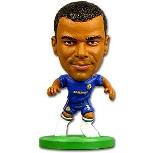 SoccerStarz - Figura con Cabeza móvil (Creative Toys Company 73295) Importado de Inglaterra