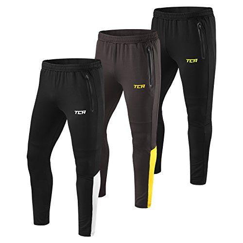 Men's TCA Rapid QuickDry Tapered Tech Training Track Pant With Zip Pockets