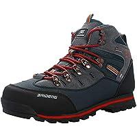 Yaer Botas de Montaña para Hombres, Impermeable Trekking Zapatos para Caminar Botines Al Aire Libre