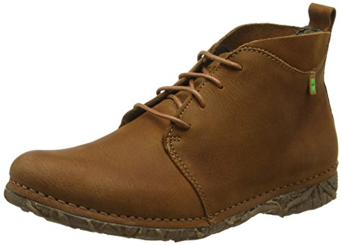 El Naturalista N974 Pleasant Angkor, Scarpe Oxford Donna, Marrone (Wood Nnd), 36 EU