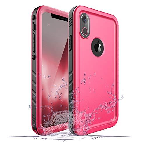 Gelink Funda Impermeable iPhone XR