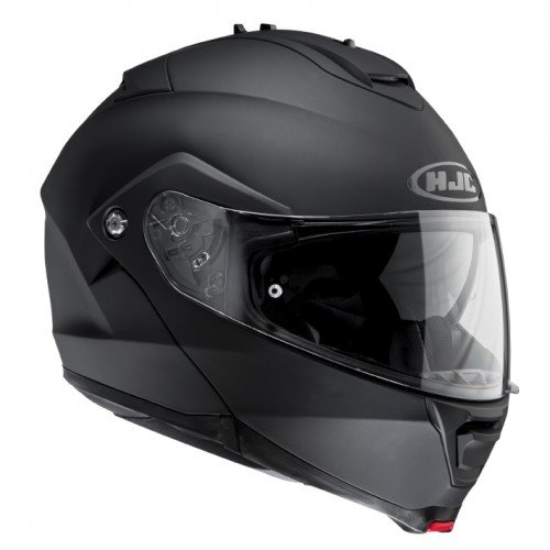 HJC-Casco moto-HJC is Max II negro mate