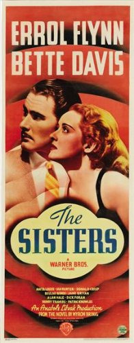The Sisters Plakat Movie Poster (14 x 36 Inches - 36cm x 92cm) (1938) Insert