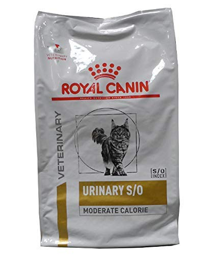 Royal Canin Urinary S/O - Cibo per gatti, dieta veterinaria, 7 kg