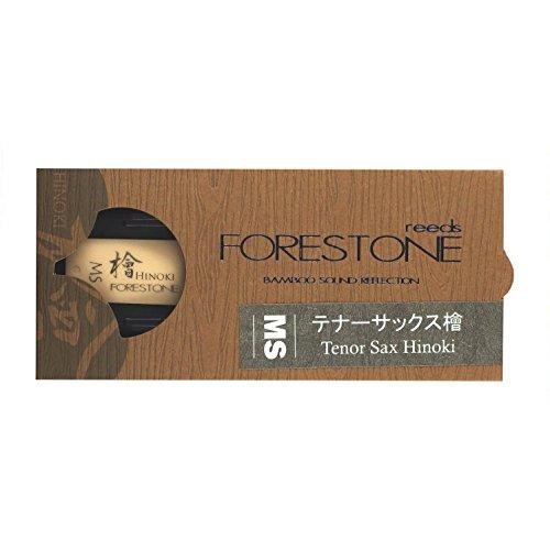 FORESTONE Black Bamboo  M // 2,5 Tenor Saxophon Blatt Carbon  ftm Bambus