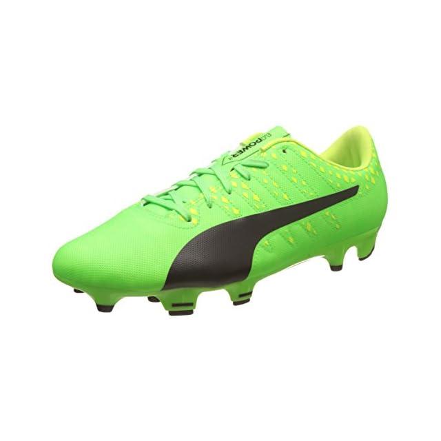3 Tafpxt Homme Football Ag Puma Modèle 104183 Chaussures Evotouch De Lth wPkiTlOZuX