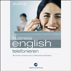 Audio Business English. Telefonieren