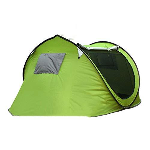 Yunyisujiao HWZP Vollautomatisches Picknick-Zelt, Camping, Picknick-Ausrüstung, geeignet für Vier Jahreszeiten, Unisex für 2-3 Personen 6306220090