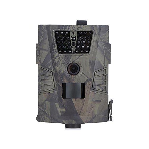 SODIAL HT -001 Wildlife Forest Tier Jagd Kamera im Freien digitales Trail Geraet - Gerät Tracking Für Tiere